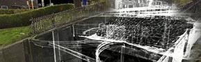 water lock alblasserdam