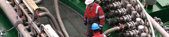 Coenradie Offshore Heavy Industry Petrochemical